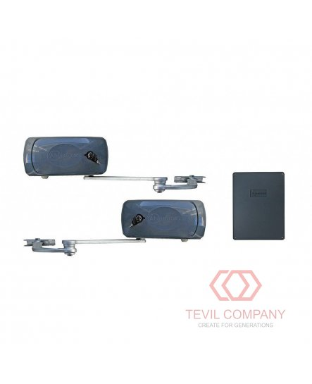 Привод для распашных ворот AN-Motors ASW4000KIT (вес ворот до 400 кг )